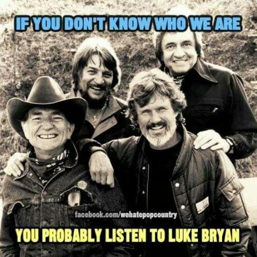 Willie, Waylon, Kris and Johnny, Good Ol' Boys!!