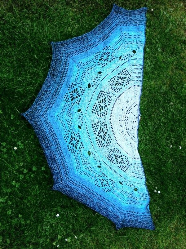 235 best Crochet Scarves images on Pinterest | Crochet shawl ...