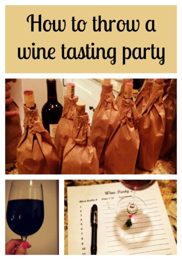 How to Host a Wine Tasting Party   SheKnows