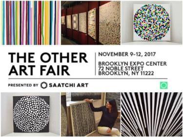 "Saatchi Art Artist Astrid Stoeppel; Painting, ""The Other Art Fair Brooklyn 2017"" #art"