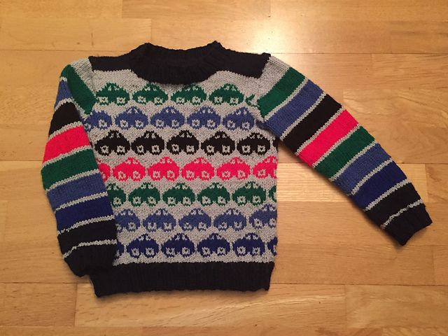 Ravelry: Marian2015's Cars and stripes | Breien