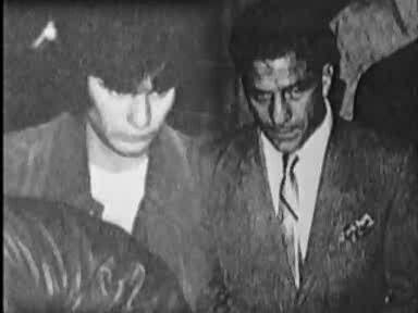 """Organized crime figures,John  """"Sonny"""" Franzese Sr.  and his son Michael Franzese.Michael Franzese's own father,.... John """"Sonny"""" Franzese, Sr had put a hit on him."""
