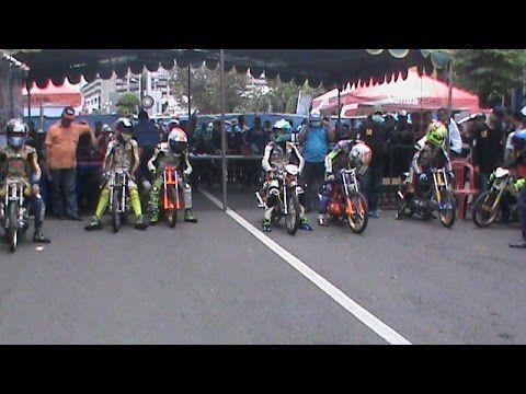 Drag Bike Jember - Suasana Sebelum Balapan Drag Bike Jember Jawa Timur T...