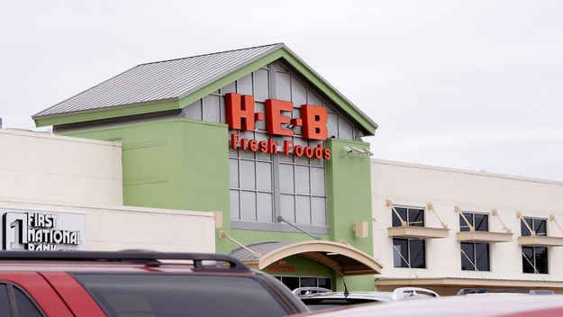 Welcome to Texas, where everything is bigger and better, especially the state's favorite grocery store: H.E.B.!!!!