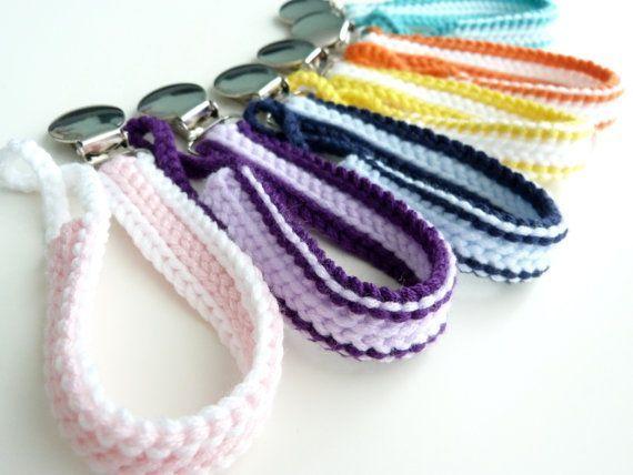 1000+ ideas about Crochet Pacifier Holder on Pinterest | Crochet ...