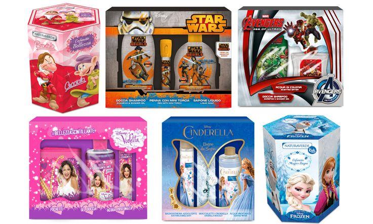 Cofanetti regalo Disney per Natale - http://www.beautydea.it/cofanetti-regalo-disney-natale/ - Scopri le meravigliose idee regalo Disney: tanti gift set con prodotti bagno profumati per i più piccoli!