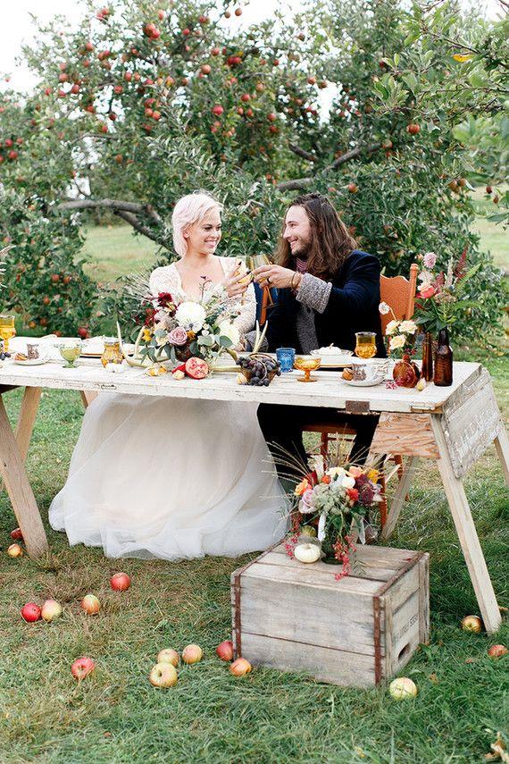 76 best Fall Wedding Ideas images on Pinterest | Fall wedding ...