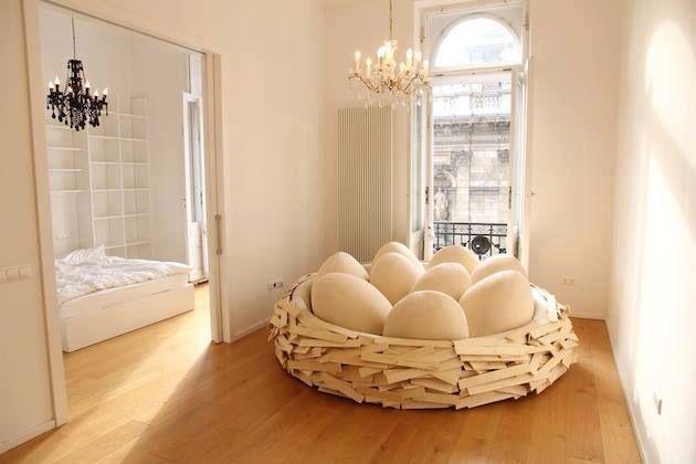 Egg Nest ❤️
