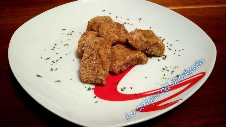 BIRBE DI PESCE AL FORNO                 CLICCA QUI PER LA RICETTA  http://loscrignodelbuongusto.altervista.org/birbe-di-pesce-al-forno/                                 #birbe #secondipiatti #venerdi #Pesce #Food #ricette #cucina