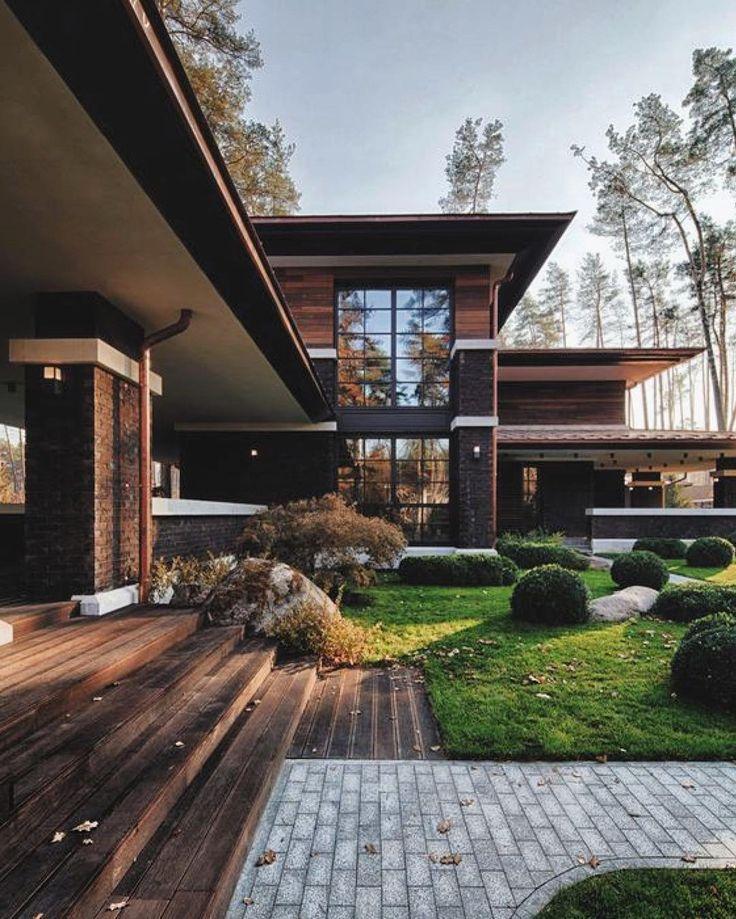 Arquitetura para se viver e contemplar.