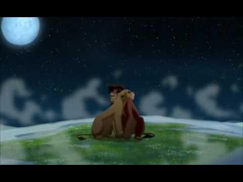 "The Lion King 2: Simba's Pride: ""Love Will Find A Way' by Liz Callaway & Gene Miller <3 (Kovu & Kiara)"