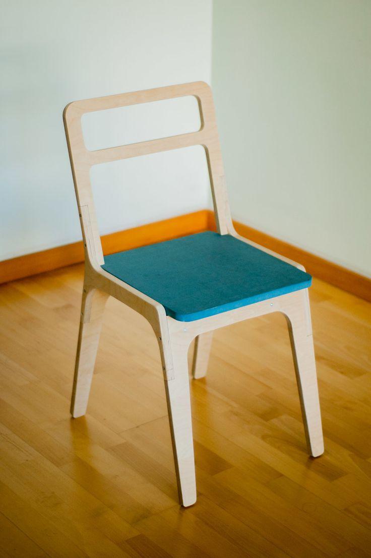 Opendesk - Slim Chair