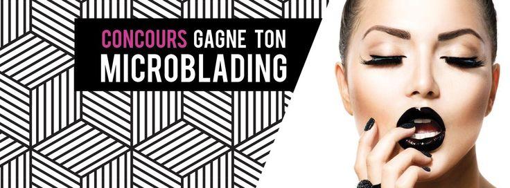Çomment participer ? 1- Allez aimer La styliste du microblading 2- Partager le concours 3- Invite 2 amies et + Bonne chance !!