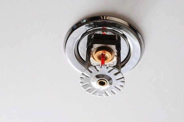 Estimating The Cost Of A New Fire Sprinkler System Fireline Fire Sprinkler System Fire Systems Fire Sprinkler