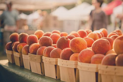 How serious is your relationship with your farmers market?