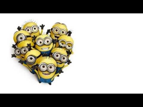 [Karaoke]Minions - I swear(Dispicable Me 2)