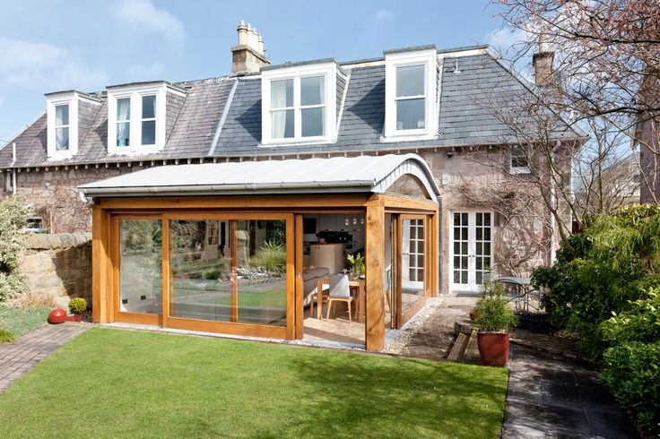 ground floor extensions low roofed building - Google Search