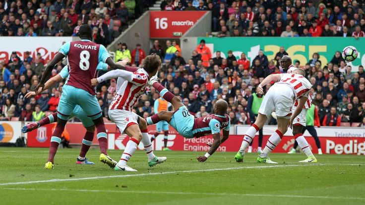 West Ham shut out again but defence does enough to earn a point at Stoke
