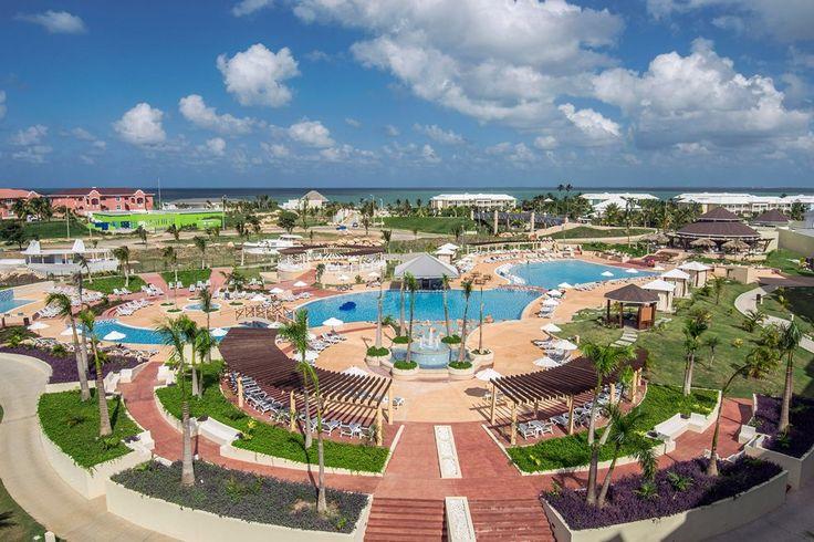Melia Marina Varadero Hotel Aerial