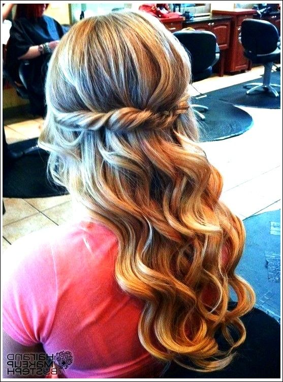 30 Best Prom Hair Ideas 2018: Prom hairstyles for long and medium hair