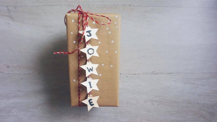 Simple Christmas Gift Wrapping Ideas on a Budget