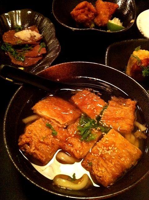 レシピとお料理がひらめくSnapDish - 15件のもぐもぐ - きつね うどん by y.k
