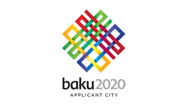 Logo BAKU 2020