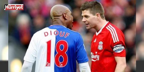 """El-Hadji Diouftan Gerrarda ağır eleştiri : Liverpoolda bir dönem Gerrardla takım arkadaşı olan El-Hadji Diouf """"Gerrard koca bir hiç"""" dedi.  http://www.haberdex.com/spor/El-Hadji-Diouf-tan-Gerrard-a-agir-elestiri/98667?kaynak=feed #Spor   #Gerrard #Diouf #El-Hadji #koca #dedi"""