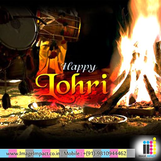 ImageImpact wishes you the warmth of Bonn fire, sweetness of Gurh and Rewari at Lohri Remain with you forever....  HAPPY LOHRI
