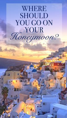 Where Should You Go On Your Honeymoon Quiz.  Answer a few questions, then you're off on your dream vacation! // Livingly