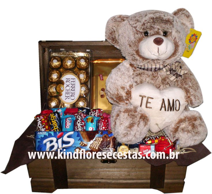 Entrega de cestas de chocolate na Vila Prudente- Frete Gratis (11)2361-5884