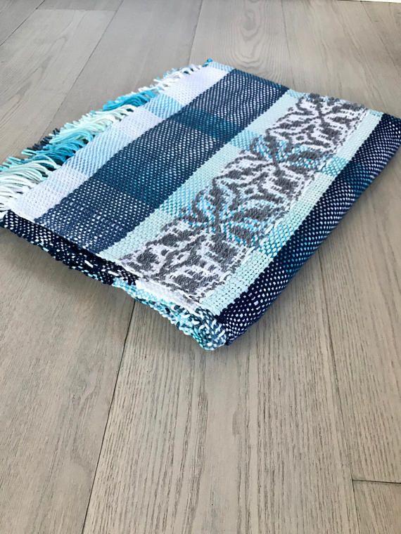 Handwoven Acrylic Blanket 6.2