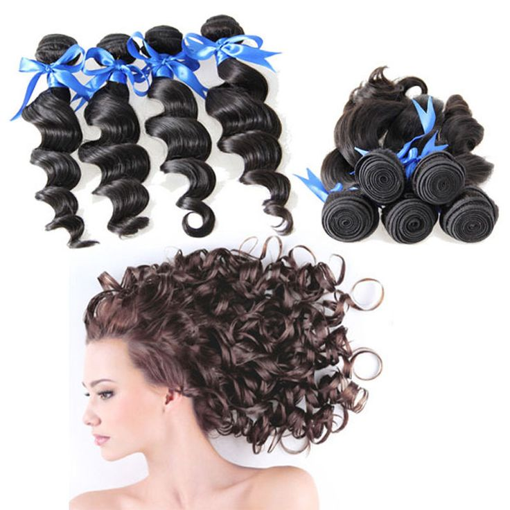 Beauty Tips Lady Virgin Human Weave Hair Extensions Real Human Hair  How to make you r hair look more charming