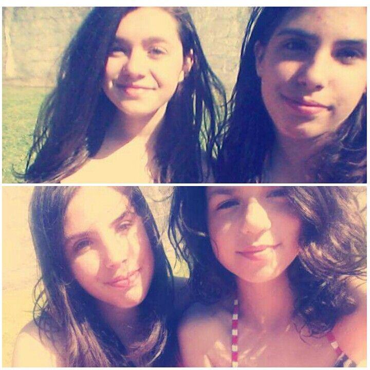 Verão 2015 Carolina, Catarina e Francisca
