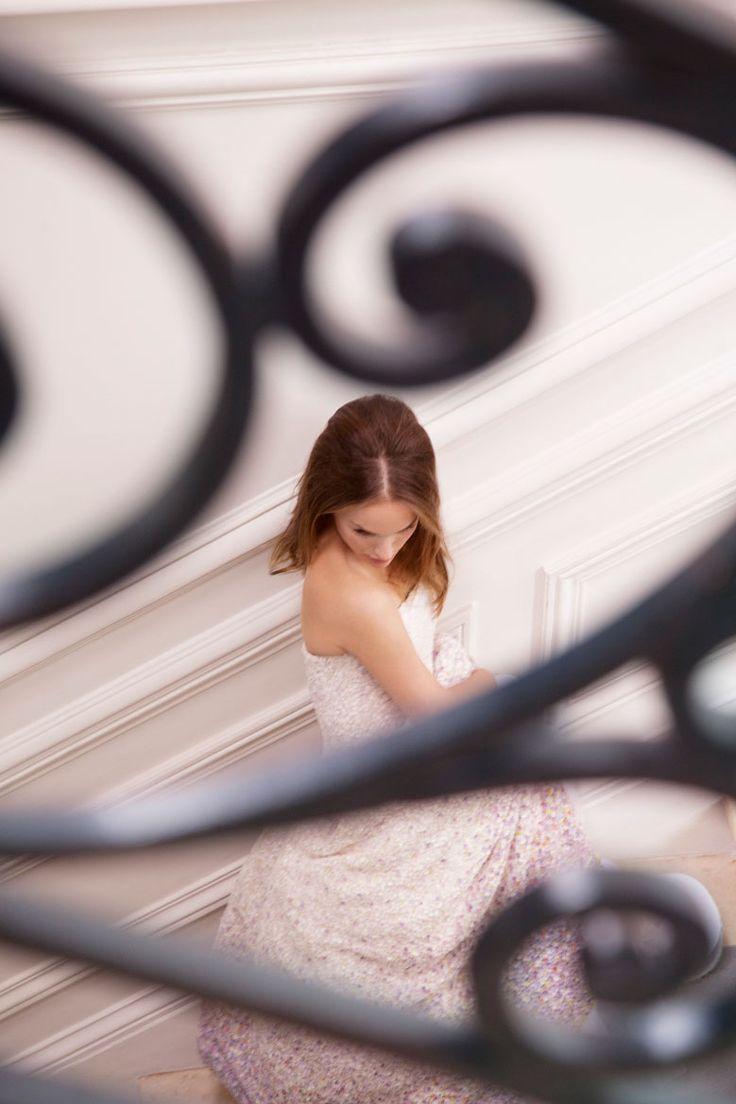 Natalie Portman for Miss DIOR campaign