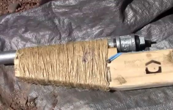 how to make wilderness survival weapons