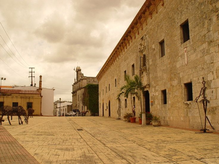 Museo de las casas reales, Santo Domingo, Calle Las