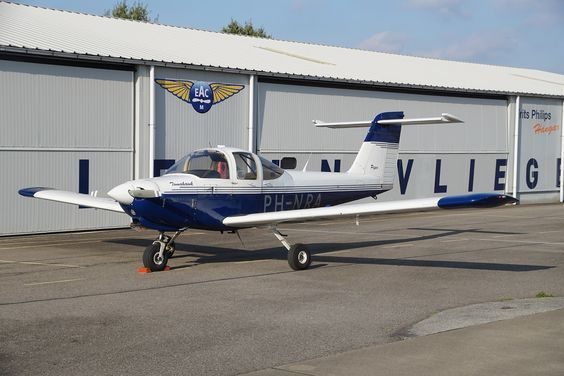 1980 Piper PA-38-112 Tomahawk for sale in (EHEH) Eindhoven, Netherlands => www.AirplaneMart.com/aircraft-for-sale/Single-Engine-Piston/1980-Piper-PA-38-112-Tomahawk/13699/