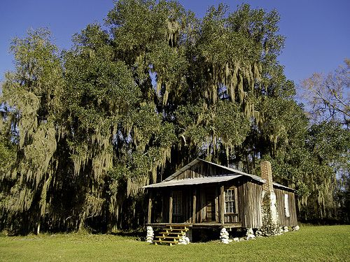 Cracker house, Marion County FL... this is my county! how cool
