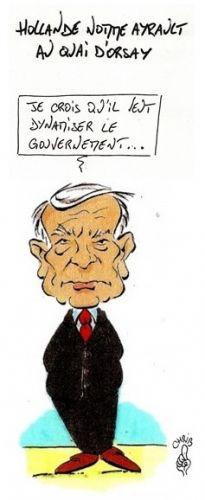 jean-marc ayrault, françois hollande, remaniement ministériel, gouvernement, quai d'orsay, chrib, affaires étrangères
