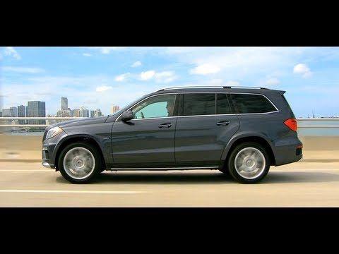 Mercedes-Benz USA: 2013 GL-Class Walk Around — Mercedes-Benz 7 Passenger Luxury… – Auto