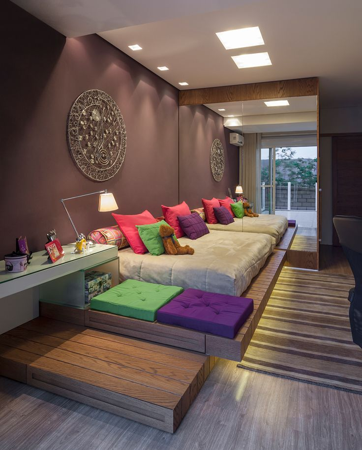 YouCanFind · Arquitetura · Interiores · Para unir a família #living #futton #sofa