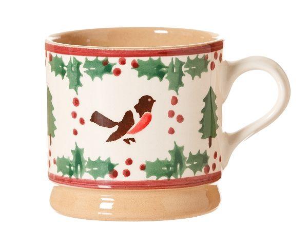 Winter Robin Small Mug at Ann Marie's.