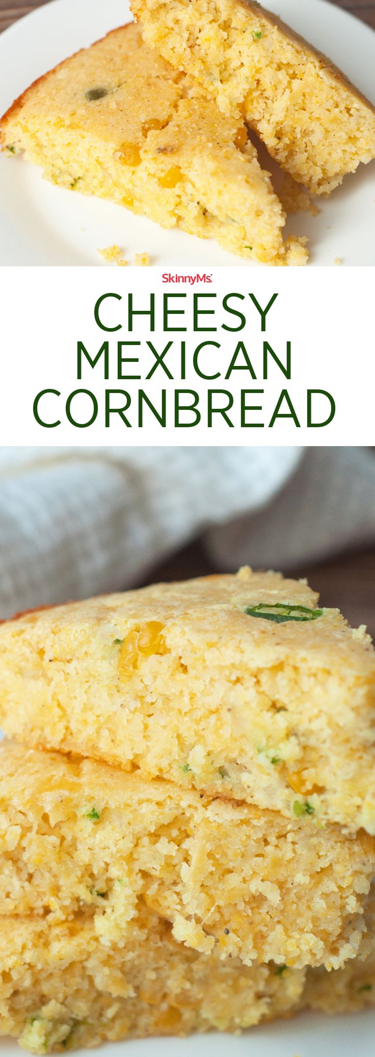 What do you pair cornbread with?