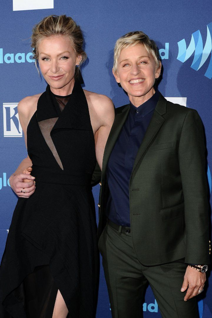 Ellen DeGeneres and Portia de Rossi Expand Their Family