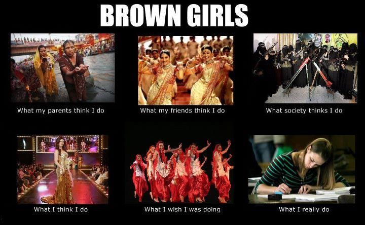 brown girls #indianproblems #desiproblems