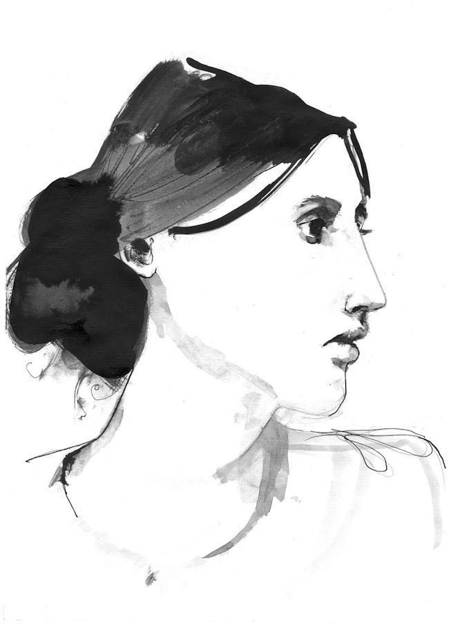 Virginia Woolf, by Sarah Maycock.