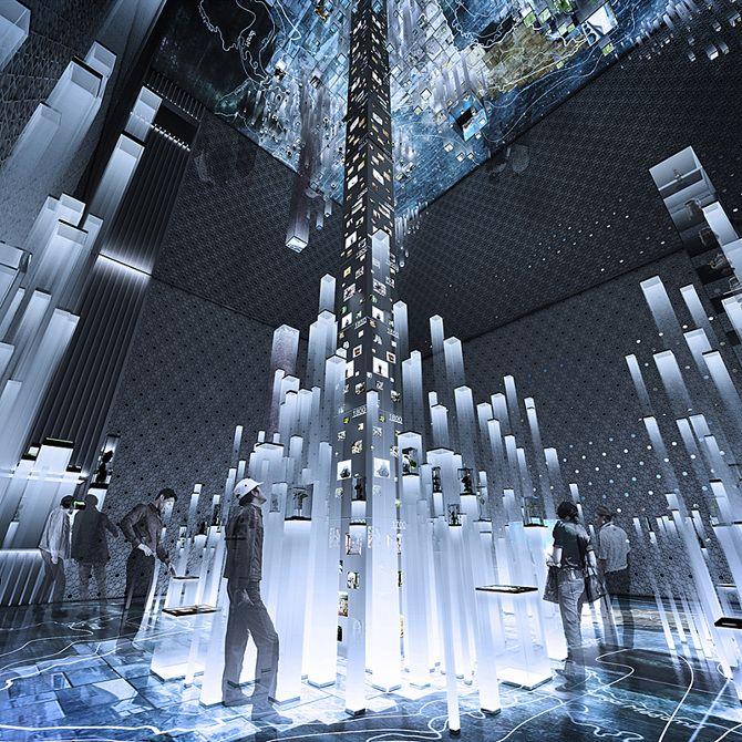 Exhibition Stand Design Proposal : Yeosu expo brunei pavilion proposal dconcierz design