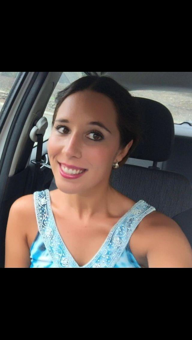 Maquillaje y Peinado para la regia Josefina ✨