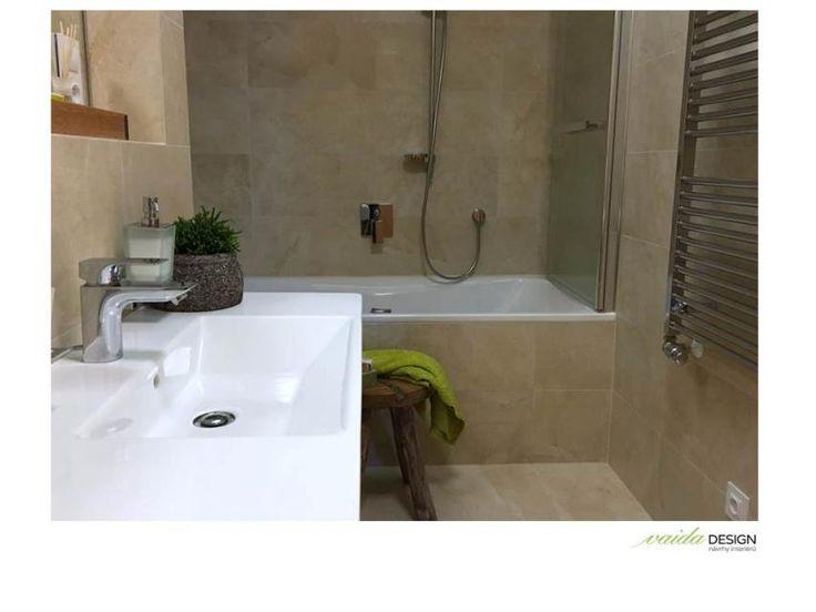 Byt v Rezidencii Vltava - kúpeľňa